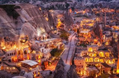 Learn More About Cappadocia
