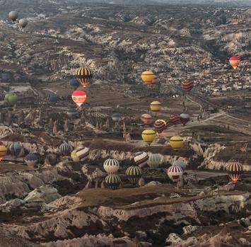 Cappadocia Flight
